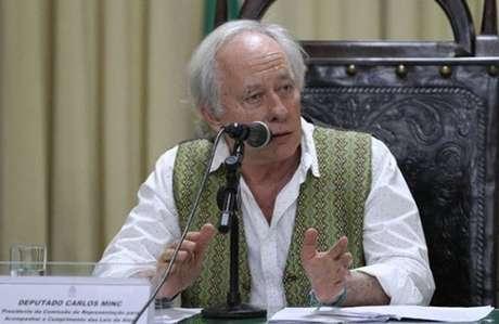 Carlos Minc, deputado estadual no Rio de Janeiro