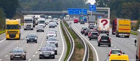 De acordo com planos da Alemanha, motoristas do país poderiam abater pedágio de impostos