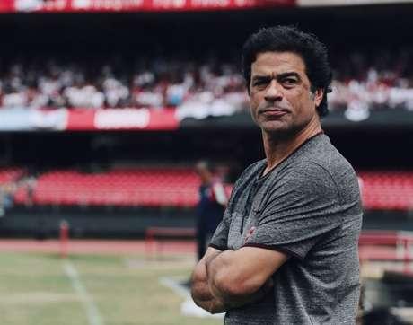 Raí está na diretoria de futebol desde o ano passado - FOTO: Rubens Chiri/saopaulofc.net