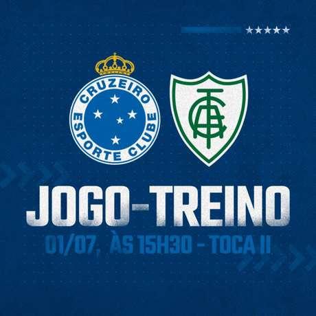 Raposa e Coelho vão se enfrentar para dar contiuidade na preparação das duas equipes para o retornos aos Brasileiros das Séries A e B- (Divulgação/Cruzeiro)