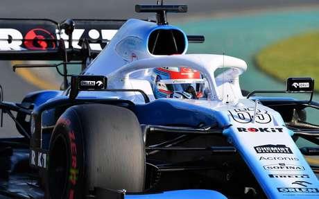 Russell animado para o GP da França após a vitória na F2 em 2018