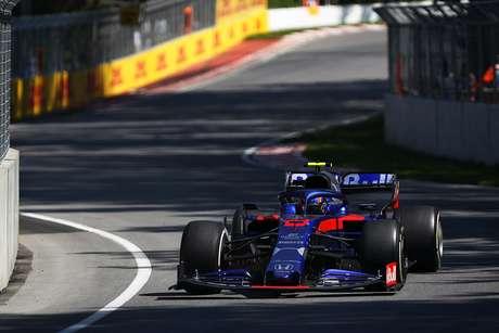 """""""Paul Ricard vai ser adequado ao carro da Toro Rosso"""", disse Albon"""