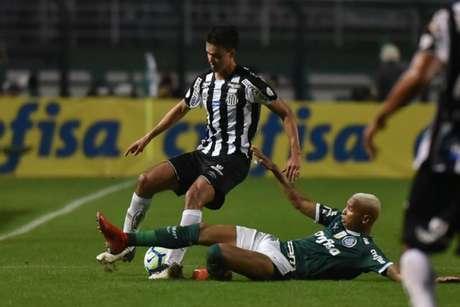 Em 23 dias, Santos terá metade dos jogos do Palmeiras (Foto: Ivan Storti/Santos FC)