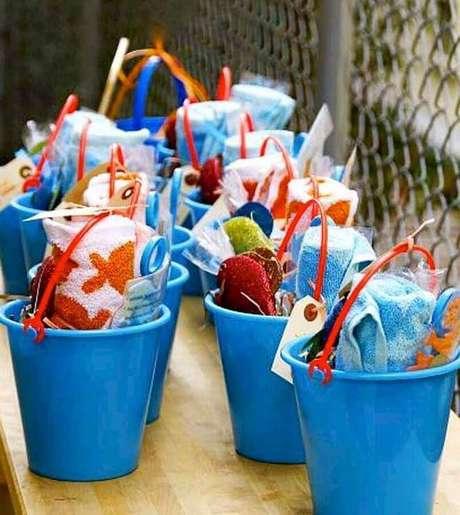 62. Ideia de lembrancinhas para festa na piscina – Foto: PureClipart