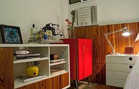 38. Para espaços compactos invista em uma geladeira mini. Fonte: EM Impresso – Estado de Minas