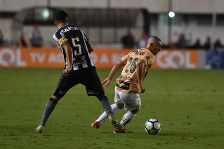 Ceará espera demonstrar um bom futebol ao técnico Jorge Sampaoli (Ivan Storti/Santos FC)