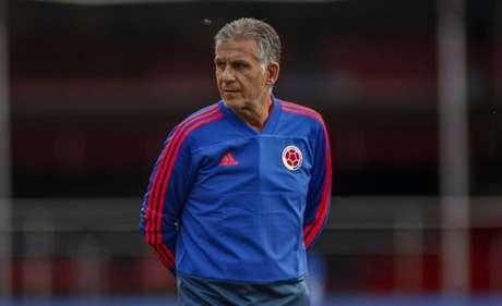 Carlos Queiroz: 'São partidas como tantas outras, com uma equipe que tem obrigação de ganhar por sua história' (Foto: AFP)