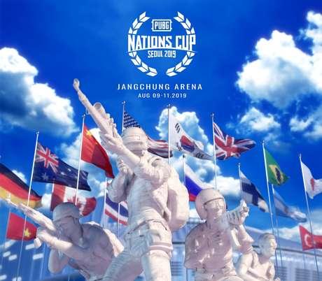Competição inédita será realizada em Seul, na Coreia do Sul, de 9 a 11 de agosto.