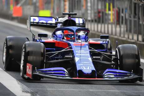 Kvyat recebe penalidade de grid para GP da França