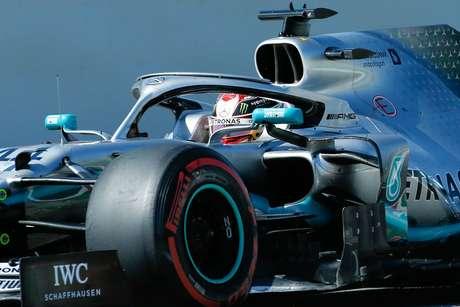 Hamilton lidera dobradinha da Mercedes no Le Castellet; McLaren é a melhor do pelotão intermediário