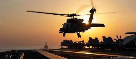 EUA chegaram a iniciar preparativos para um ataque, mas operação foi cancelada poucas horas antes