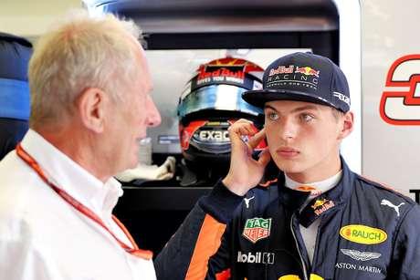 Marko afirma que Verstappen acha que Hamilton não o viu no incidente