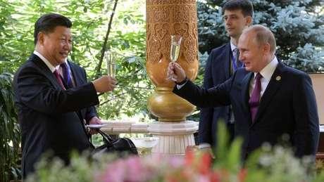 Para 'pai dos Brics', bloco se torna ainda mais importante diante das tensões entre Estados Unidos, China e Rússia. Xi Jinping e Vladimir Putin podem usar os BRICS para articulações contra ofensivas americanas