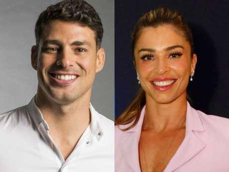 Grazi Massafera e Cauã Reymond voltaram a se seguir nas redes sociais neste sábado, 22 de junho de 2019
