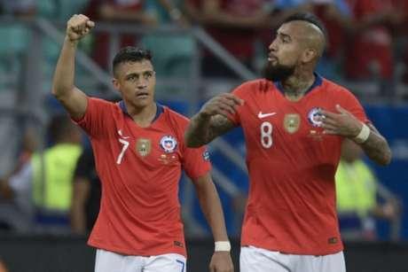 Equador x Chile - Copa América 2019