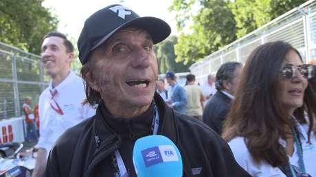 Emérson Fittipaldi comentou sobre o futuro da Fórmula E