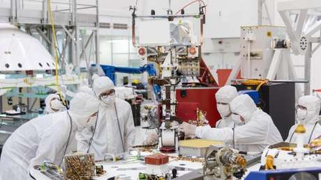 O Laboratório de Propulsão à Jato (JPL) está atualmente trabalhando no rover planetário Mars 2020