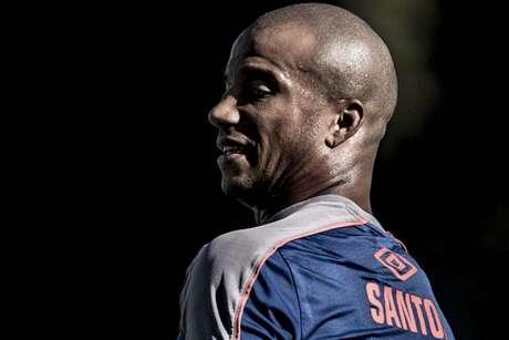 Sánchez não se reapresentou nesta segunda-feira (Foto: Ivan Storti/Santos FC)