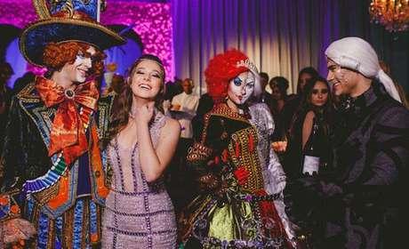 10. É muito mais divertido quando os convidados vão fantasiados à festa fantasia – Por: Raphael Ranosi