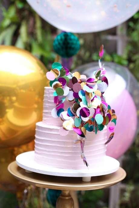 14. Deixe a decoração da festa à fantasia a sua cara, com elementos que você ame! – Por: Mia e Maria