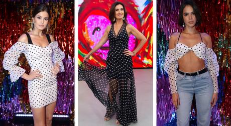 Camila Queiroz, Fátima Bernardes e Bruna Marquezine (Fotos: André Luiz/AgNews/Reprodução/Instagram)