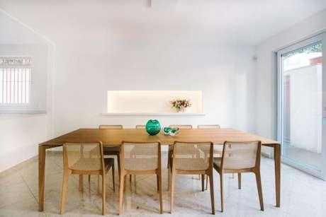 62. Aposte nos detalhes em tons de verde para alegrar a decoração de casa – Por: Codecorar