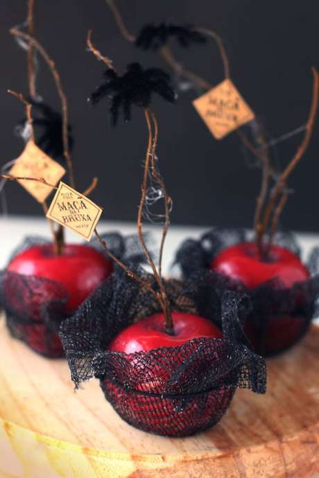 30. Doces para festa à fantasia estilo halloween – Por: Pinterest