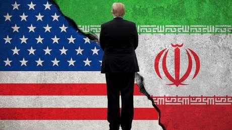 EUA x Irã