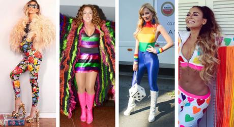 Famosas na Parada Gay (Fotos: AgNews - Instagram/Reprodução)