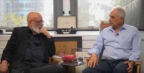 """Pondé e Waack: """"No jornalismo, a tecnologia facilitou a mediocridade"""""""