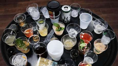 A consultoria AMR avaliou o mercado de bebidas não alcoólicas em US$ 1,548 bilhão em 2015 e estimou que vai chegar a US$ 2,090 bilhões até 2022