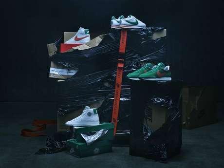 Em parceria com a Netflix, Nike lança tênis e roupas inspiradas na série 'Stranger Things'.