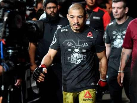 Aos 32 anos, José Aldo assinou novo e longo contrato com o Ultimate (Foto: Getty Images/UFC)
