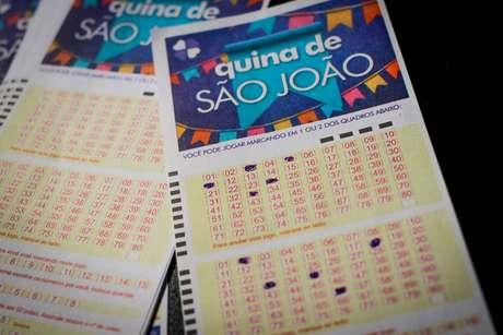 Quina de São João foi sorteada nesta segunda-feira, dia 24 de junho (2019)