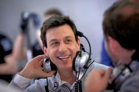 """Wolff considera que o GP da França foi a """"melhor corrida da temporada"""" para a Mercedes"""