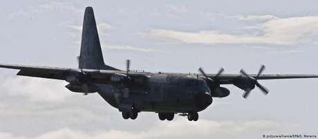 Militar da comitiva presidencial foi preso com cocaína durante escala de um voo da  Força Aérea Brasileira em Sevilha