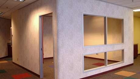 2. Uma casa inteira pode ser construída com gesso acartonado. Foto: Gazeta do Povo