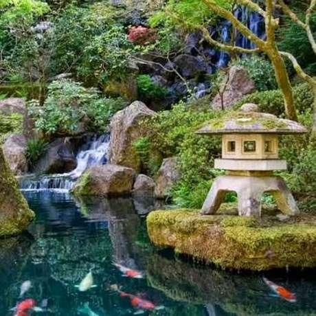 24. Lago artificial com decoração temática – Por: Pinterest