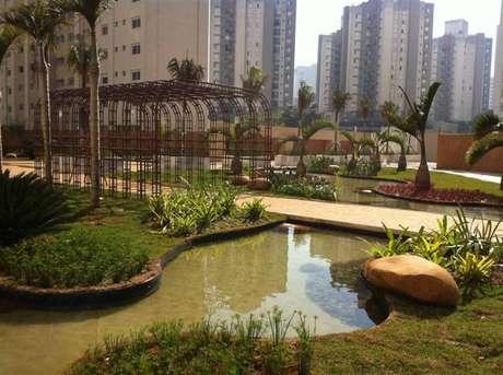 41. Condomínios também são ótimos lugares para fazer um lago artificial – Por: Ecovalle