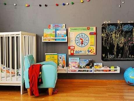 74. Pequenos espaços, grandes ideias. Fonte: Pinterest