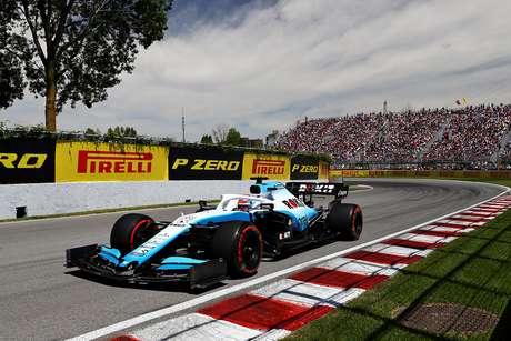 Russell diz que a Williams pode 'virar a página' nas próximas cinco a seis corridas