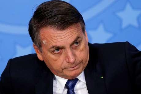 Presidente Jair Bolsonaro 13/06/2019 REUTERS/Adriano Machado