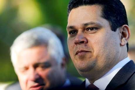 Presidente do Senado, Davi Alcolumbre 08/05/2019 REUTERS/Adriano Machado