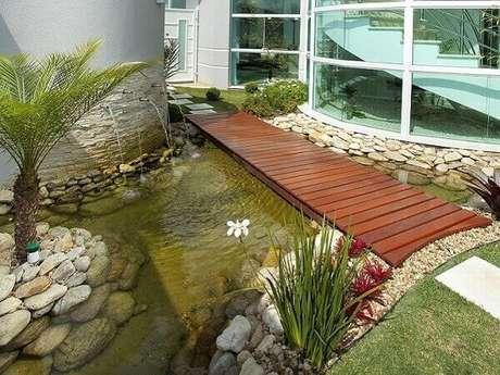 21. Aproveite a área externa da casa para incluir um Jardim Japonês. Fonte: Aquiles Nicolas Kilaris