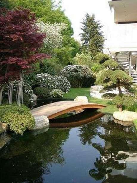 34. Crie um ambiente harmonioso e belo, aproveitando a área externa da sua casa ou chácara. Fonte: Pinterest