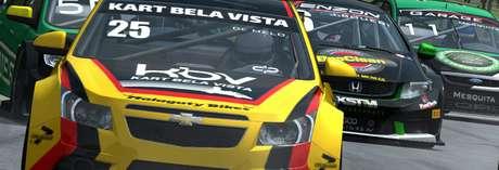 F1BC: Luiz de Melo vence corrida movimentada da Marcas Pro no Red Bull Ring
