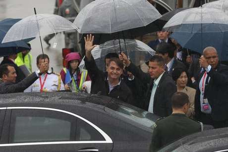Bolsonaro está em Osaka, Japão, para cúpula do G20