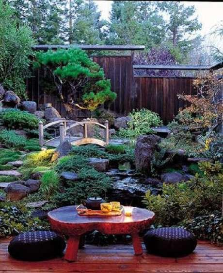 47. Invista em alturas e texturas diferenciadas para compor o seu jardim. Fonte: Pinterest