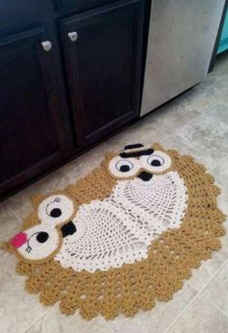 29. casal de coruja para usar na cozinha – Por: Pinterest