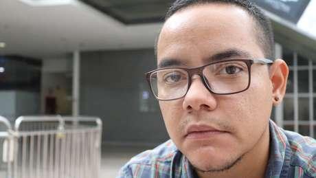 André Bellorín já está há anos sem conseguir seguir corretamente seu tratamento hormonal